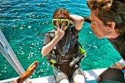 美人鱼岛一日游 - 潜水